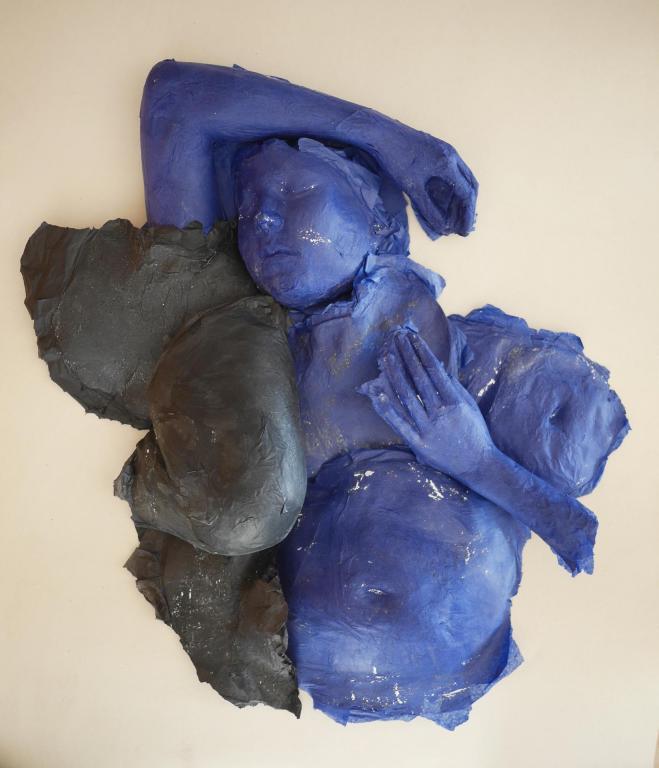 Reves bleus . . . . . . . . . . . . . . . . . papier de soie