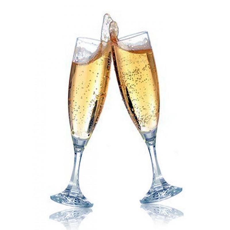 2 coupes de champagne 3